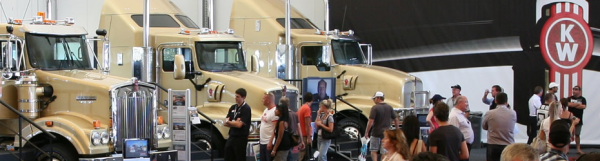 The International Truck, Trailer and Equipment Show