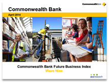 Commbank Future Business Index