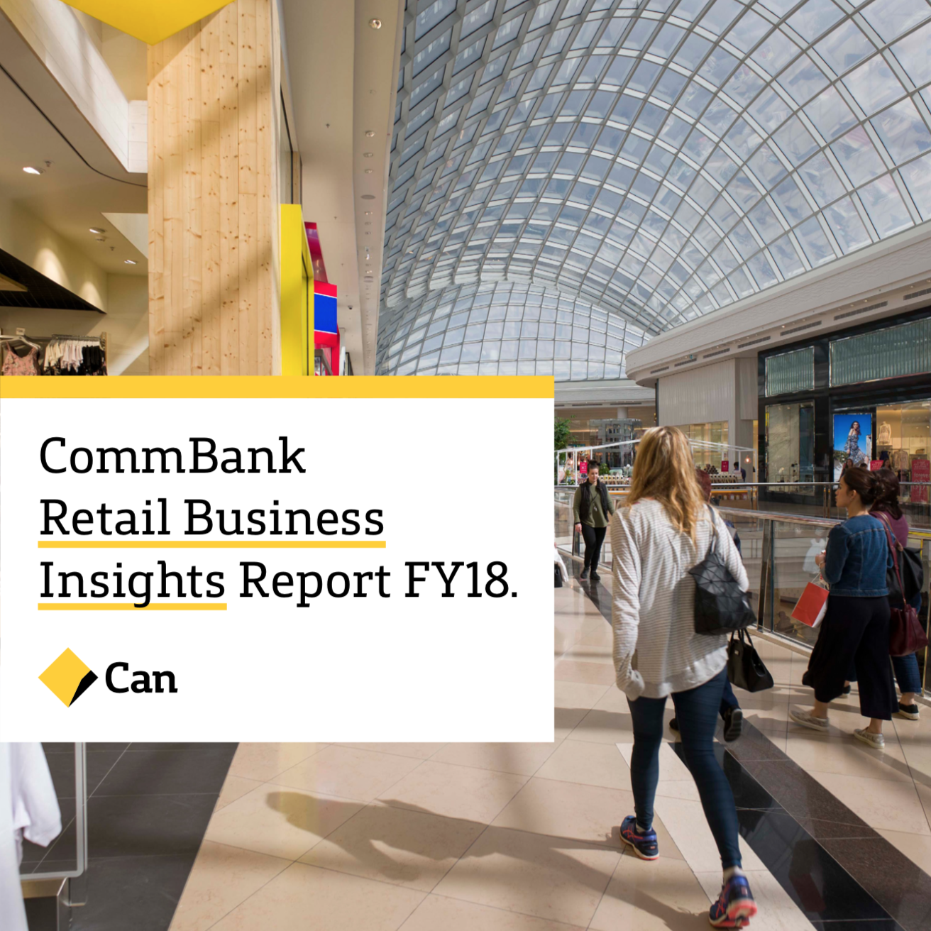 CommBank Retail Insights FY18