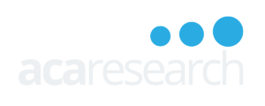 ACA Research logo