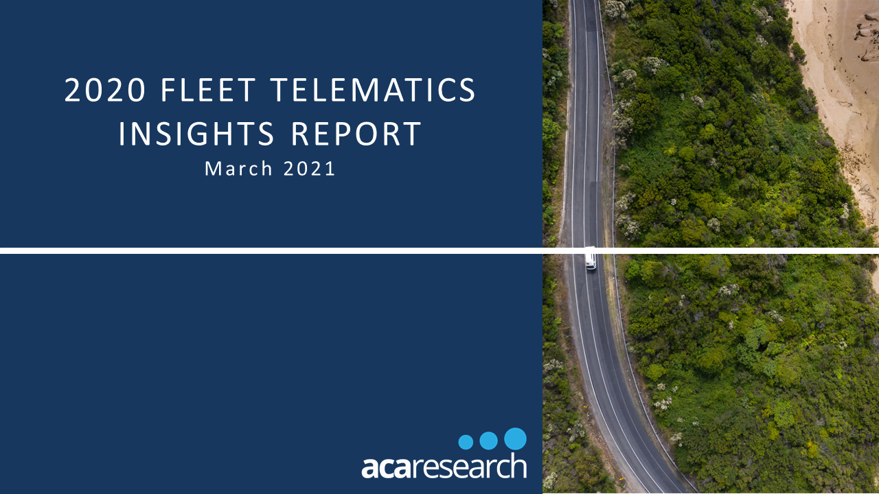 Telematics in 2021: Is the reality living up to the promise?